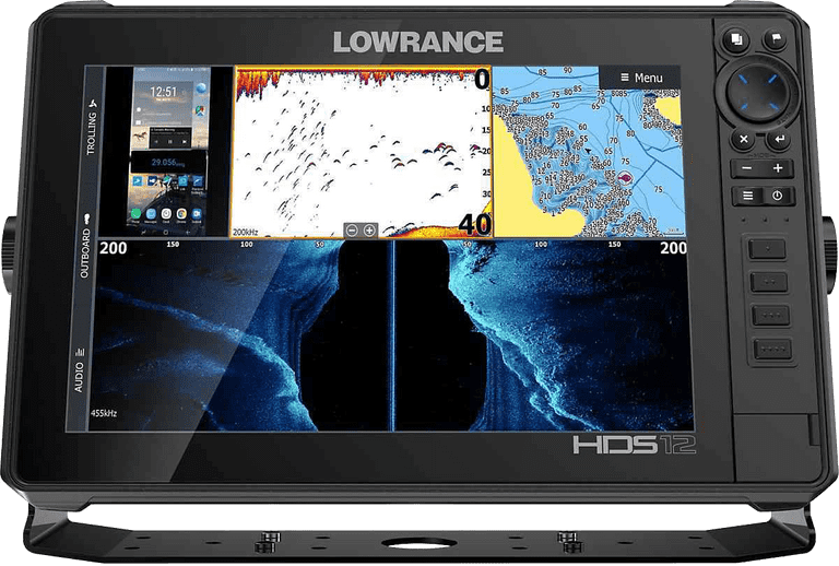 Lowrance HDS12 Graph Glass